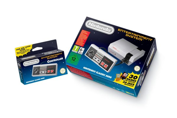 consola Nintendo NES Classic