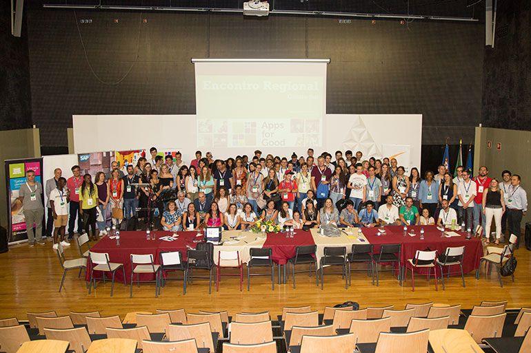 CDI Portugal apresenta finalistas da Competição Nacional do Apps for Good 2015/2016