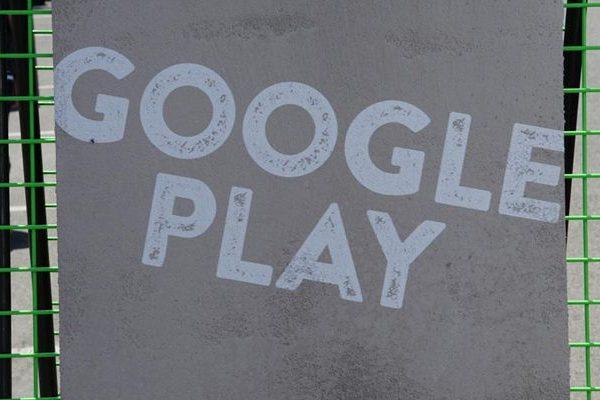 Google Play actualização