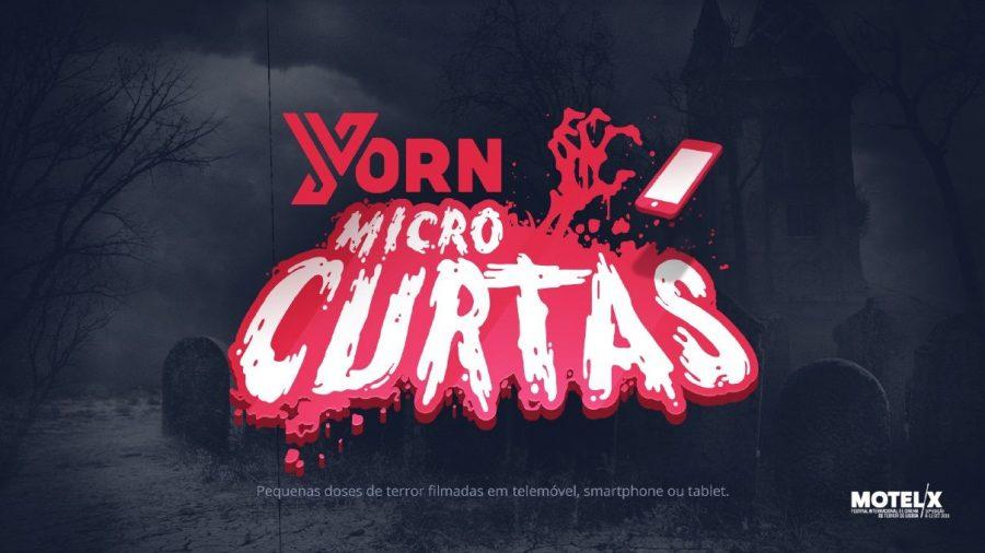 Yorn microCURTAS vai premiar pequenas doses de terror filmadas com telemóveis ou tablets