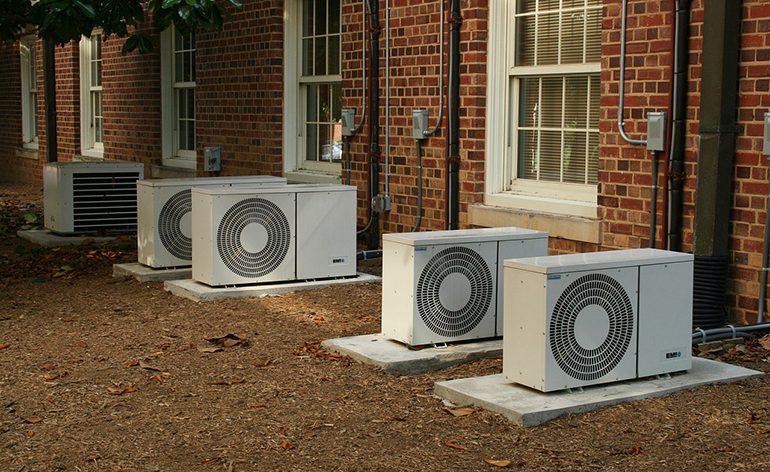 Apenas uma em cada dez casas à venda em Portugal dispõe de ar condicionado