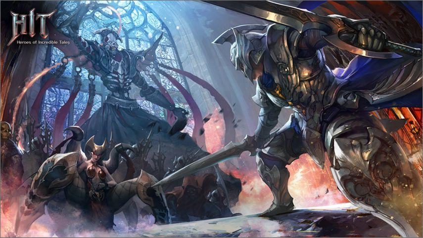 Heroes of Incredible Tales (HIT)