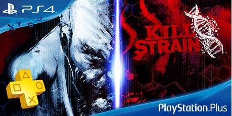 Kill Strain já disponível para membros PlayStation®Plus