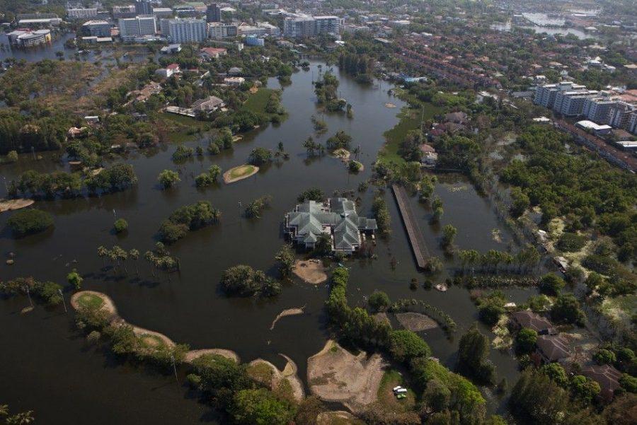NEC testa com sucesso Sistema de Simulação de Inundações na Tailândia