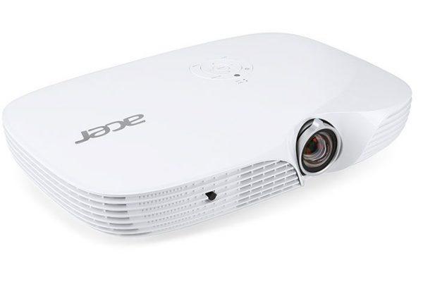 novo projetor Acer K650i LED