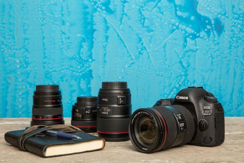 Nova máquina da família EOS da Canon