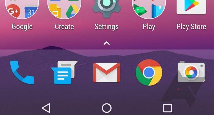 Nexus Launcher 2016