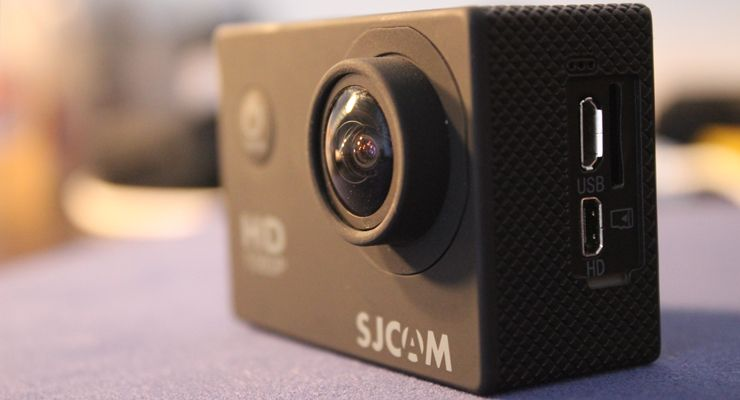 SJCAM SJ4000 Review