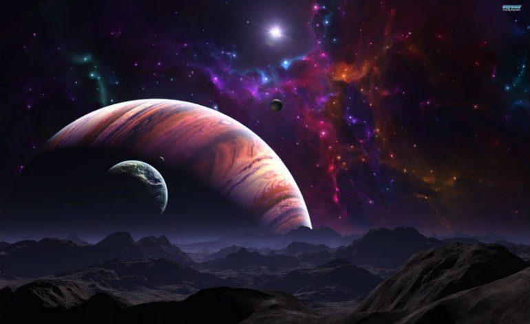 há vida no espaço