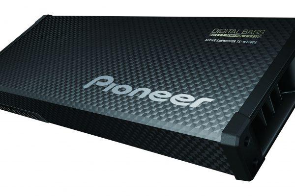 Pioneer apresenta novo subwoofer amplificado com função Digital Bass Control