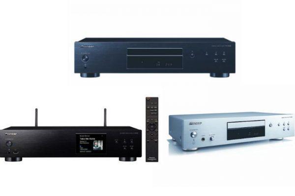 novidades pioneer leitor de áudio, n-30AE, pd-30ae, pd10ae, Pioneer, streaming