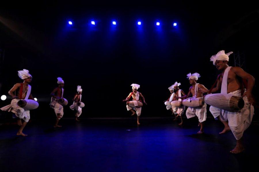 Dança contemporânea e percussão da Índia juntam-se no Museu do Oriente