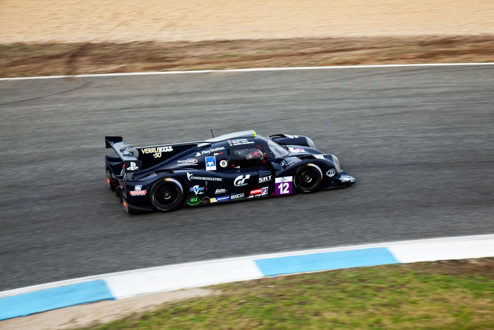 Miguel Faísca-6º lugar nas 4 horas do Estoril
