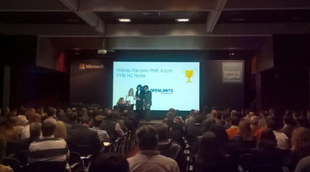 Microsoft reconhece inovação das soluções da tecnológica portuguesa Openlimits