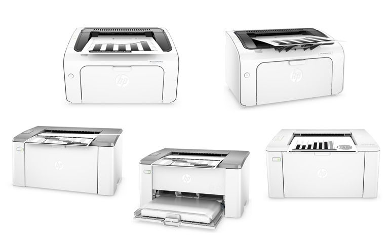 HP Anuncia Novas Impressoras LaserJet