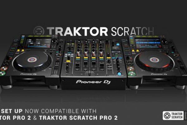 Software TRAKTOR PRO 2 DJ da Native Instruments já é compatível com soluções Pioneer