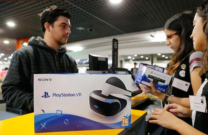 PlayStation®VR já está disponível nas lojas portuguesas