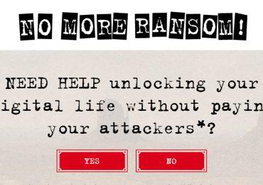 "Portugal junta-se a iniciativa ""No More Ransom"" para combater ransomware"