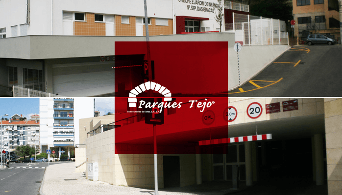 parques Algés, Carnaxide, estacionamento, Oeiras, Parques Tejo, Queijas