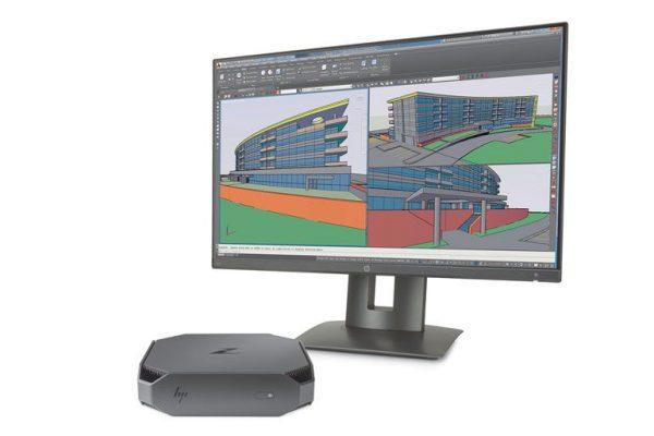 HP apresenta a primeira Workstation Mini