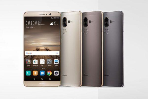 Huawei Mate 9 disponível em Portugal