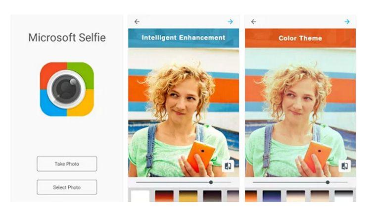 Microsoft Selfie: App grátis para melhorar selfies chega ao Android