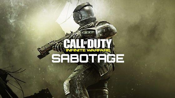 DLC Sabotage de Call of Duty: Infinite Warfare chega em 31 de janeiro