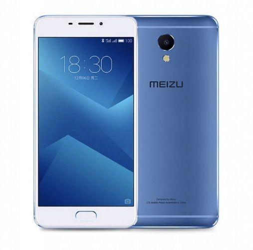 Meizu M5 Note Blue