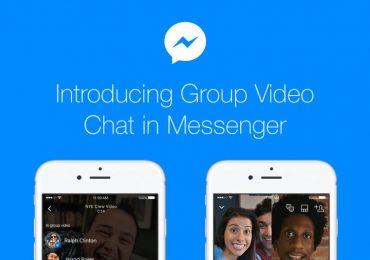 Facebook Messenger Group Video Chat