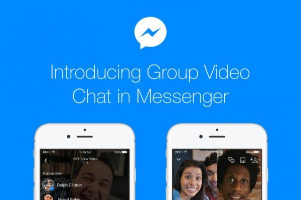 Facebook Messenger Group Video Chat
