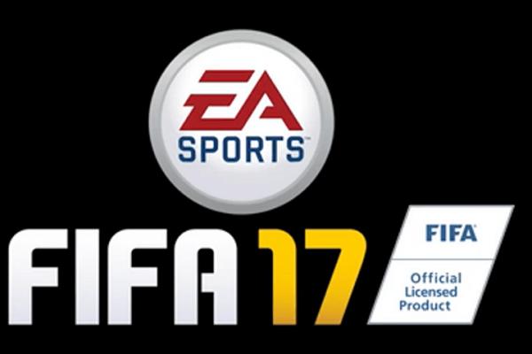 fifa17 EA SPORTS