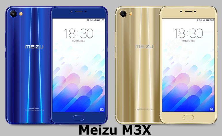 Meizu M3X é apresentado com até 4 GB de memória RAM