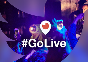 Twitter #GoLive