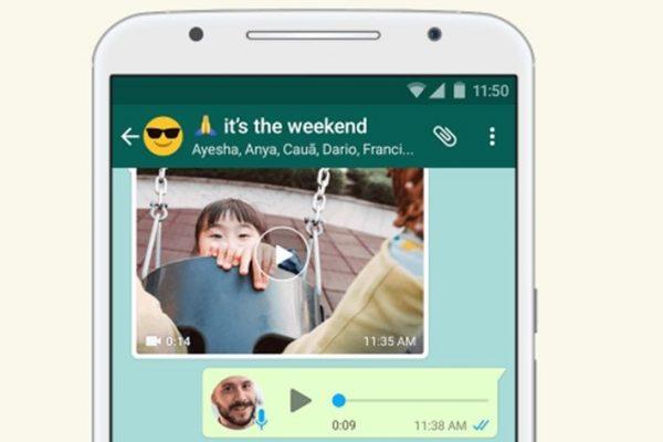 WhatsApp permitirá apagar e editar mensagens enviadas