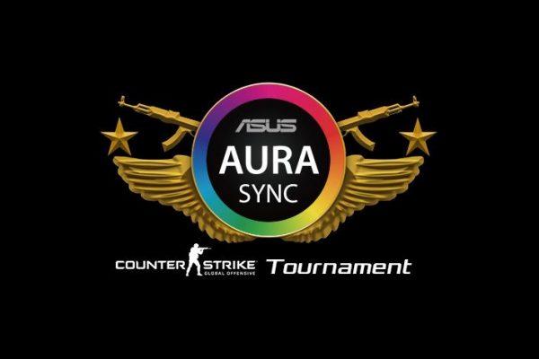 ASUS organiza torneio online de CS:GO inspirado na nova tecnologia ASUS AURA Sync