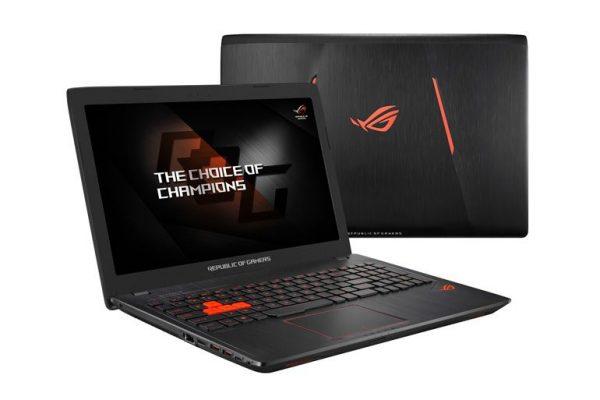 ROG Strix GL553VW: Um portátil de gaming de alto desempenho