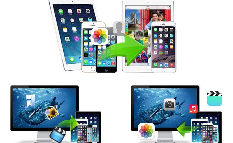 Como gerir e transferir facilmente os contatos do iPhone com o Aiseesoft FoneTrans