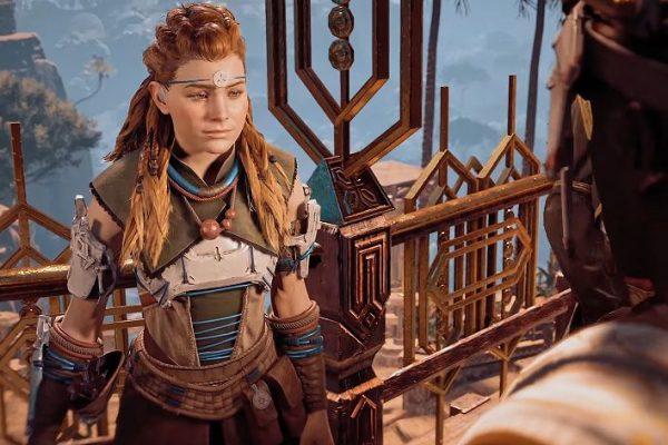 PlayStation revela o novo trailer cinemático de Horizon Zero Dawn