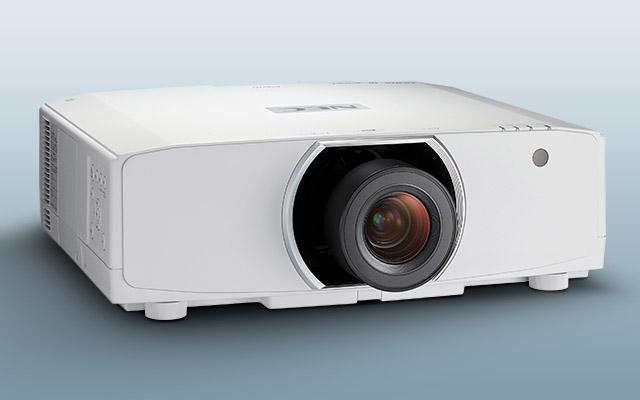 NEC lança 5 novos projetores de instalação com suporte Ultra HD