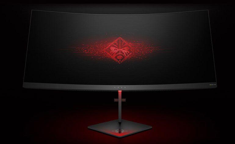 HP revela OMEN X 35 Curved Display