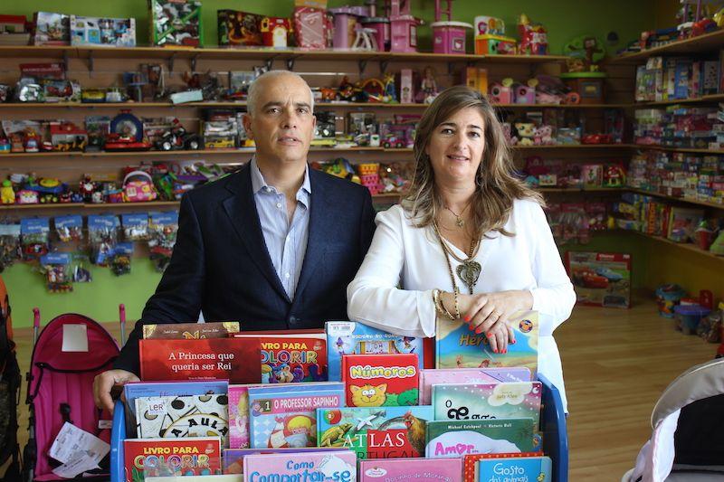 Paulo Frias Costa e Ana Moura Pinheiro 2 Empreendedorismo, Entrepreneur, franchise, franchising, gestão, Kid to Kid, negócios, ranking