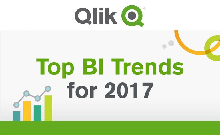 As 10 grandes tendências de Business Intelligence para 2017, segundo a Qlik