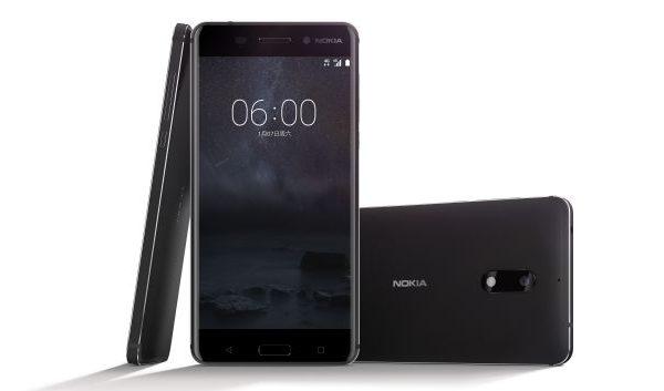 HMD Nokia 6 Android