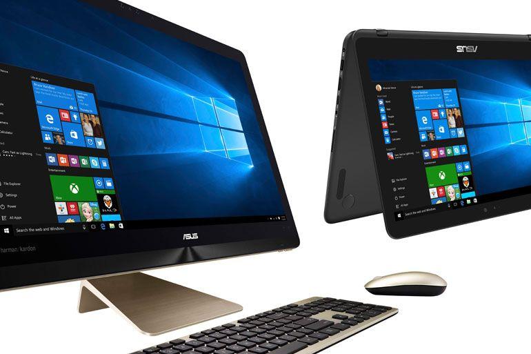 ASUS renova linha de portáteis ZenBook e PCs all-in-one Zen AiO
