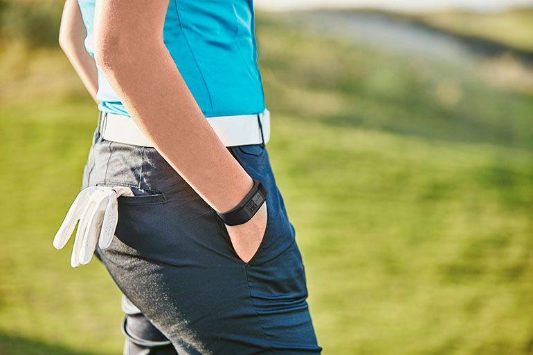 Domine no campo de golfe com a Garmin