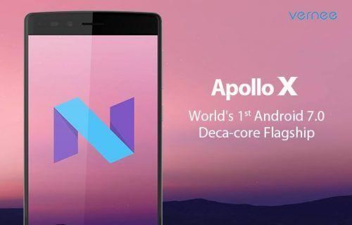 C4rzhjoXAAE2btx 10 núcleos, Android, Apollo 2, deca-core, MediaTek, MWC 2017, smartphone, Vernee