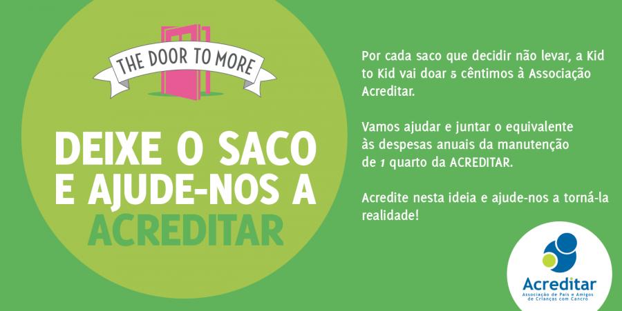 Campanha Saco Solidário 1 Kid to Kid, Margarida Cruz, Paulo Frias Costa, Saco Solidário