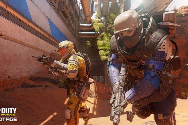 DLC Sabotage de Call of Duty: Infinite Warfare já chegou à PlayStation