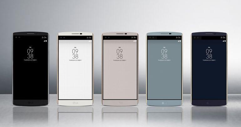 Topo de gama LG V10 com super desconto na Phone House