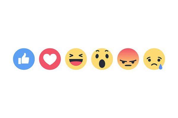 Facebook: 300 mil milhões de Reactions em apenas um ano
